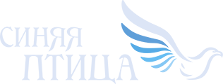 Логотип Синяя птица